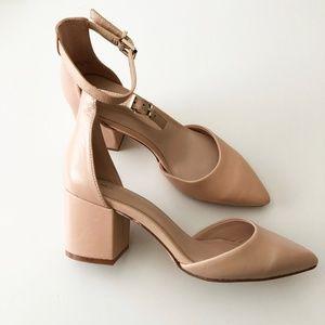138c2c36c68 ALDO Shoes - Aldo Keclya Bone Pointy Block Heels